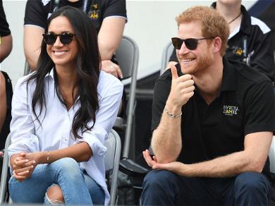 Prince Harry and Megan Markle's Adorable Couple Photos