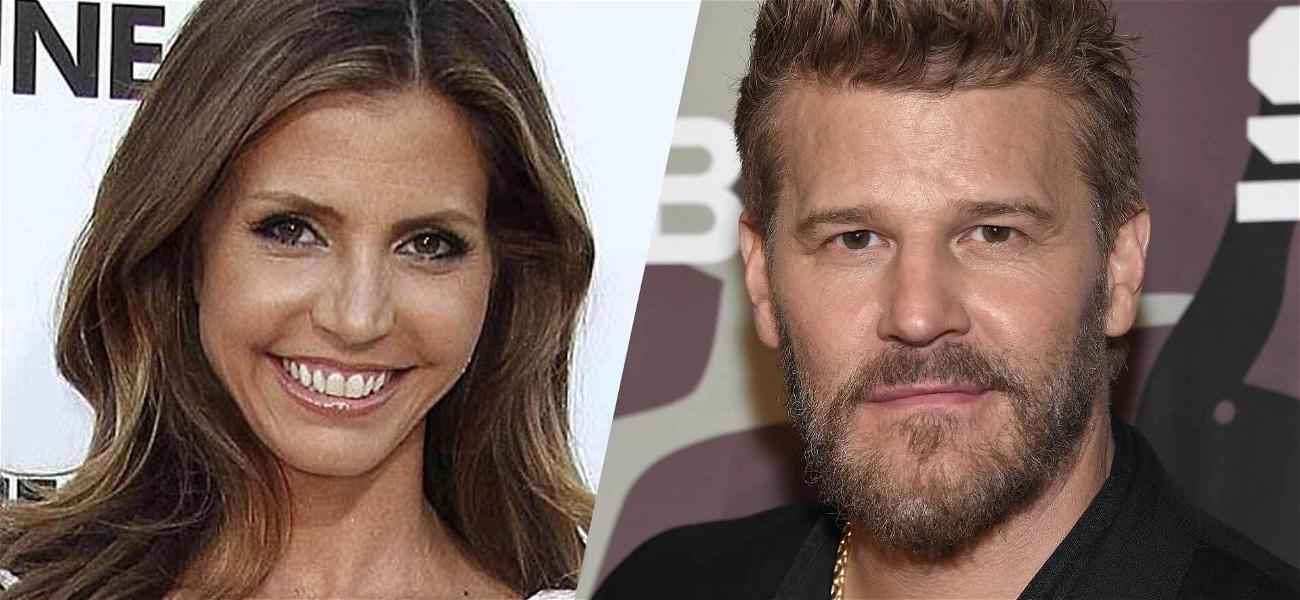 David Boreanaz Supports Charisma Carpenter After She Called Out Joss Whedon