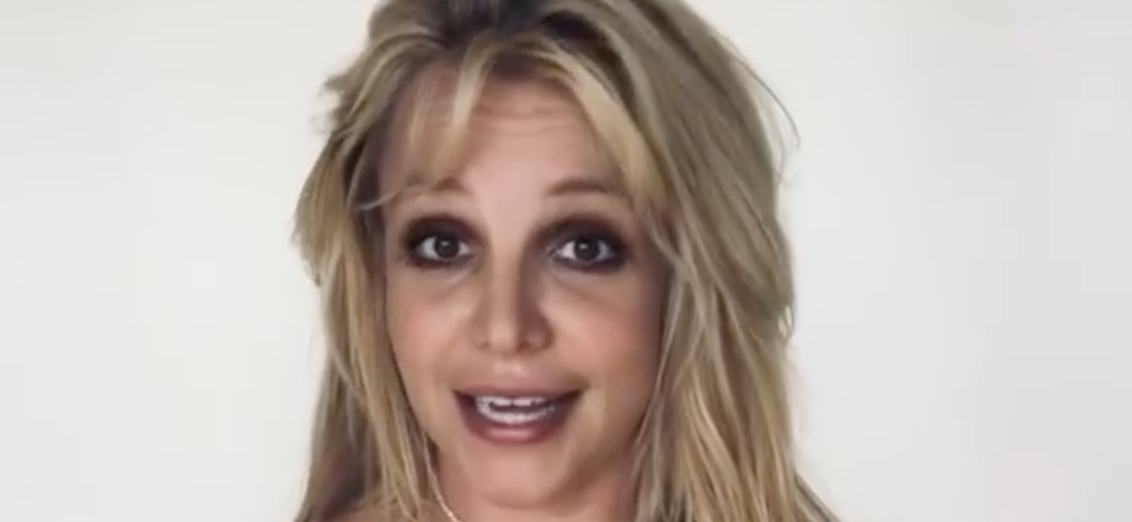 Britney Spears Reappears After Going MIA, Shares Busty Snap