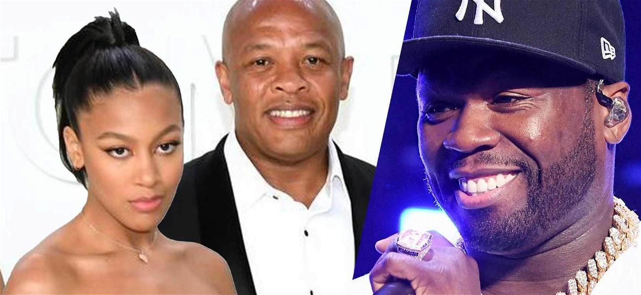 50 Cent Has No Words For Dr. Dre's Daughter Truly After She Told Him To 'F–K Off'