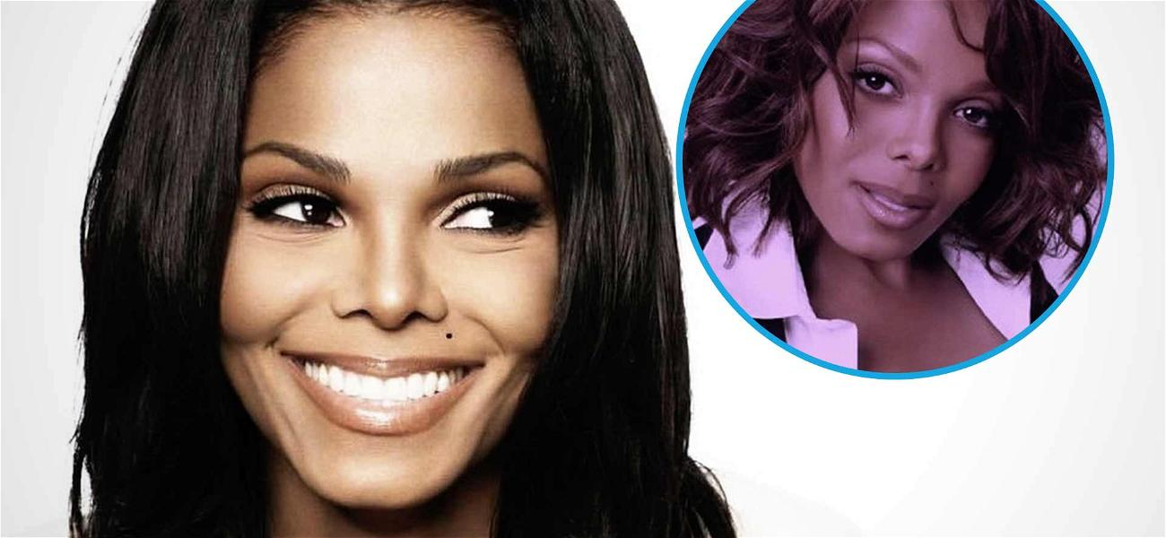Janet Jackson Drops Jaws With Steamy Lingerie Throwback