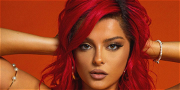 Bebe Rexha Calls Men 'Disgusting' & Gives Off Jessica Rabbit Vibes In Sultry TikTok