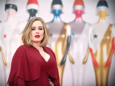 Debate Rages Online About Body Image After Adele's Shares Christmas Party Photos