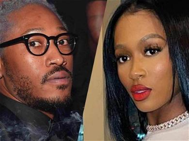 Rapper Future & His Girlfriend Dess Dior Do TikTok Junebug Challenge On Vacay