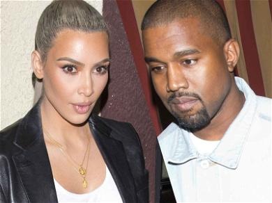 Kim Kardashian and Kanye West Leave Name Blank on Newborn's Birth Certificate