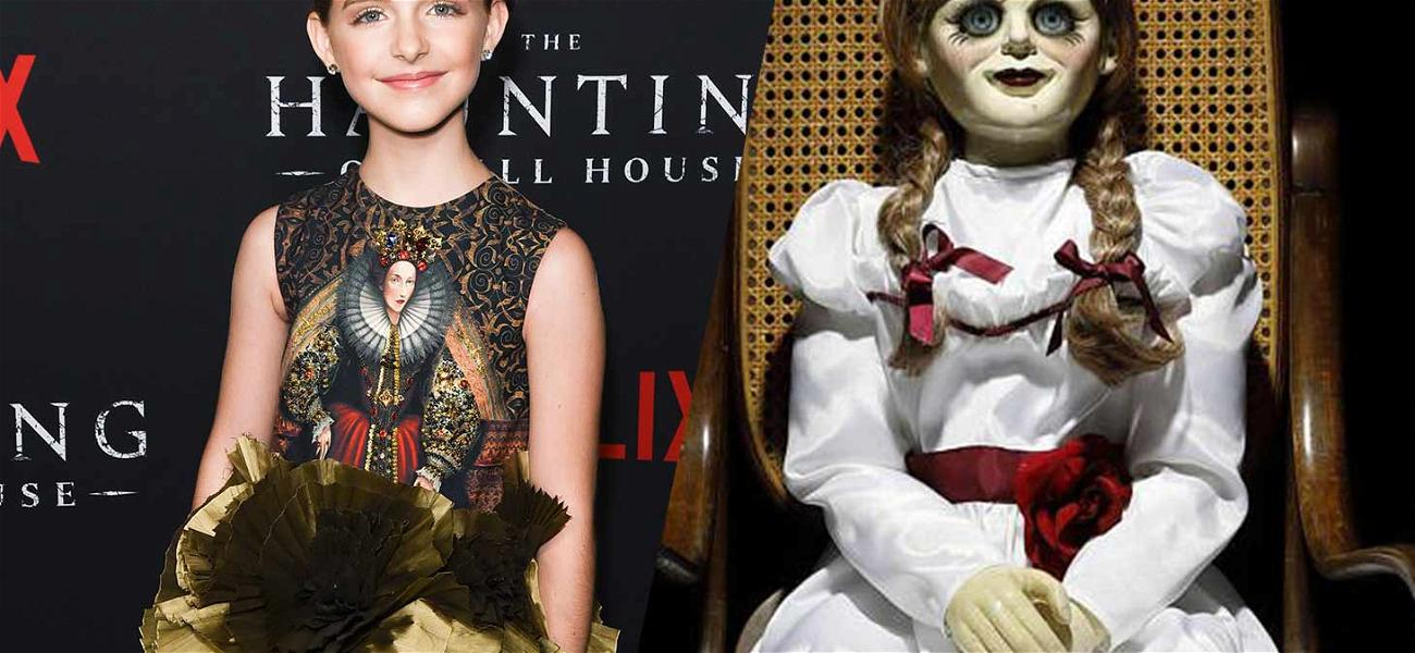 McKenna Grace Scares Up $750,000 Payday for 'Annabelle 3'