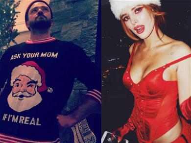 Justin Timberlake and Bella Thorne Were Delightfully Naughty This Year
