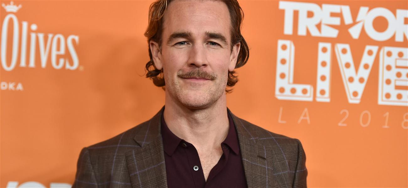 James Van Der Beek Cut From 'DWTS' As He Announces Wife's Miscarriage