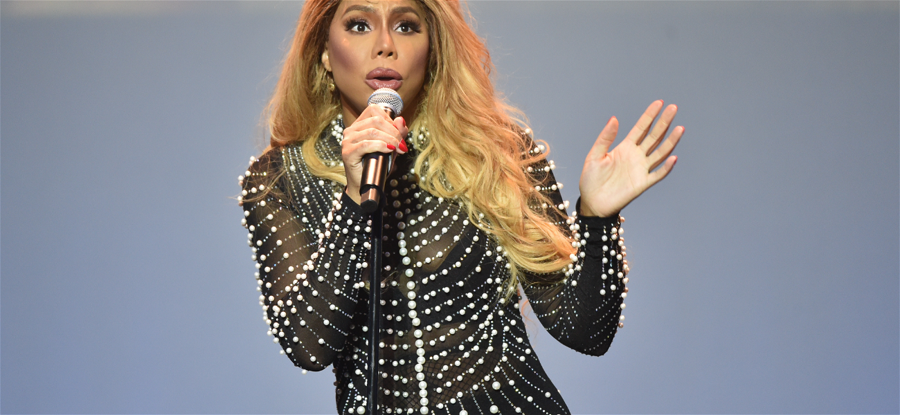 Tamar Braxton Claims She Is Pouring Her 'Pain' Into New Music Following Hospitalization
