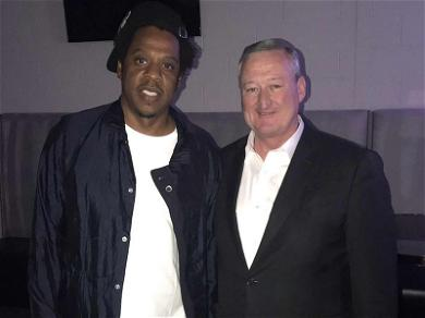 Jay-Z Thanks Philly Mayor for Keeping Made in America Festival in Prime Location