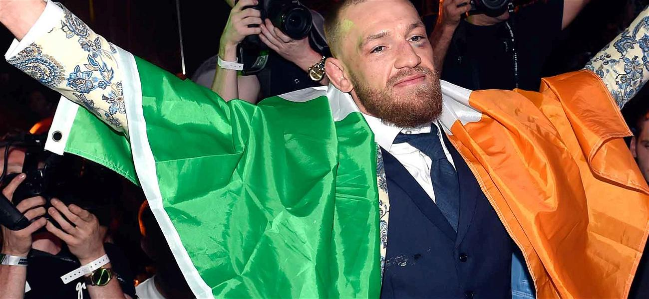 Conor McGregor Refuses to Leave Ireland for Deposition As Baby #2 Is Announced