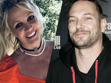 Britney Spears' Ex Kevin Federline Demanded She Self-Isolate For Two Weeks Before Seeing Sons