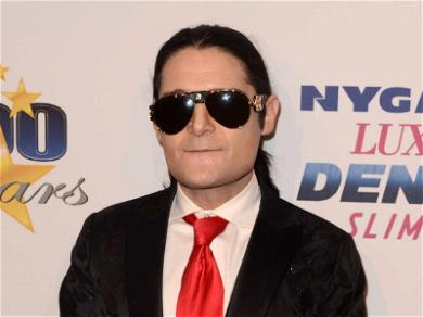 Corey Feldman Files Police Report & Restraining Orders Over Online Death Threats From 'Wolfpack'