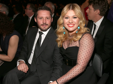 Kelly Clarkson's Divorce With Brandon Blackstock 'Amicable,' No Drama Behind Split