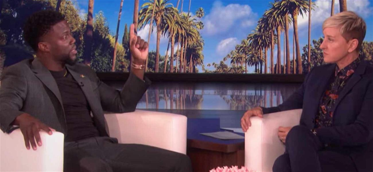 Kevin Hart Responds to 'Ellen' Backlash: 'We All Have the Ability to Grow'