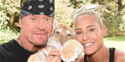 WWE Superstar The Undertaker Hangs with 'Tiger King' Star Doc Antle