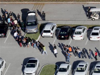 The Scene at the Marjory Stoneman Douglas High School Shooting