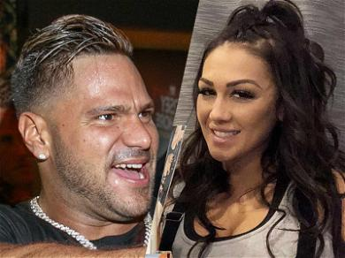 'Jersey Shore' Star Ronnie Ortiz-Magro Accuses Baby Mama of Extortion