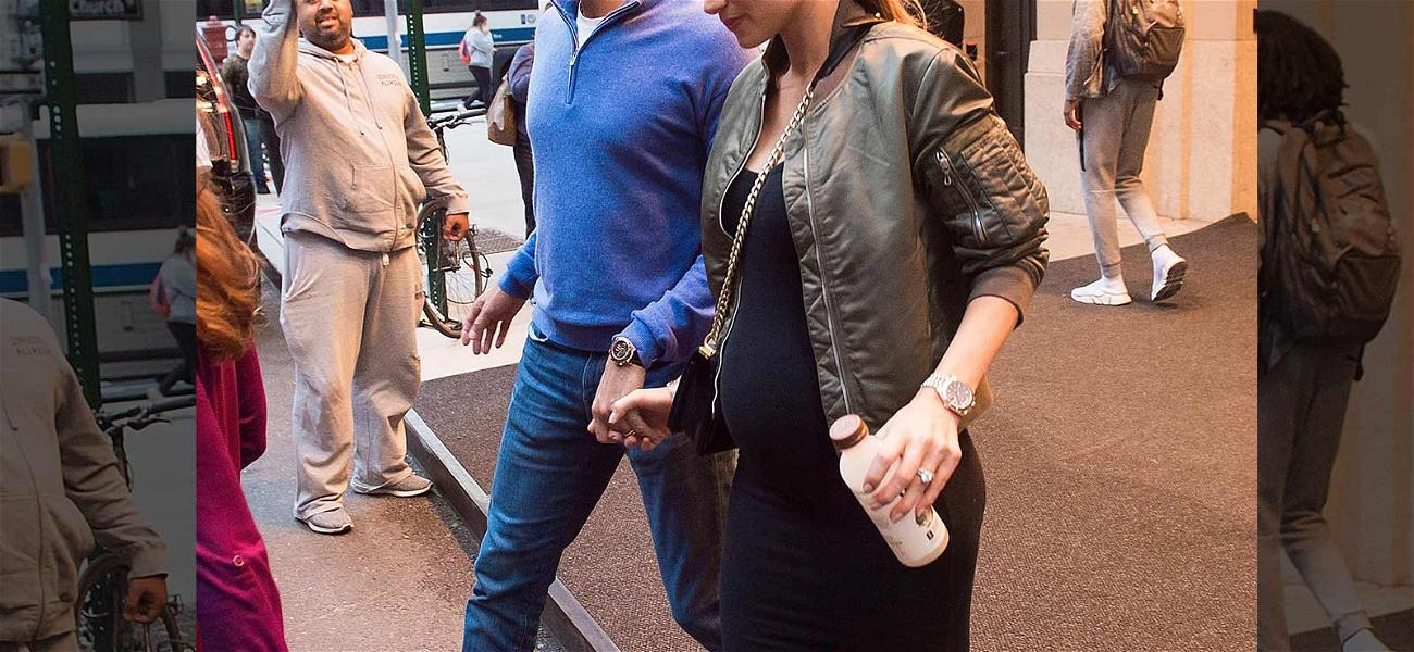 Derek Jeter & Wife Possibly Adding to Family Lineup After Debuting Suspicious Bump