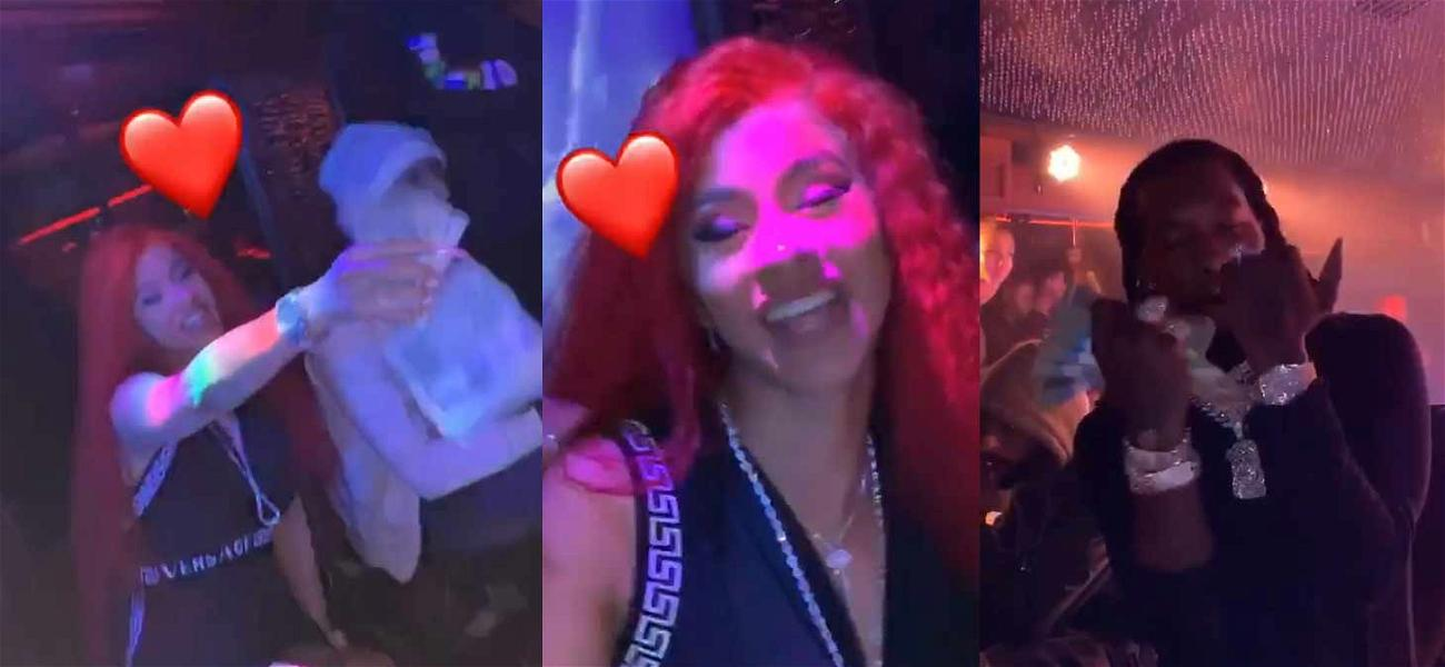 Cardi B and Offset Threw Bands on Strippers For Valentine's Day