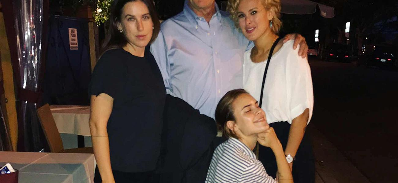 Bruce Willis Ends Daughter Date Night With Classic Fart Joke