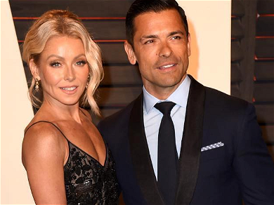 Kelly Ripa Naked In Bed With Shirtless Husband For 'Humpday Mood'