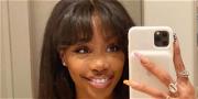 SZA Shows Off Tattooed Backside In Sultry Mirror Selfie