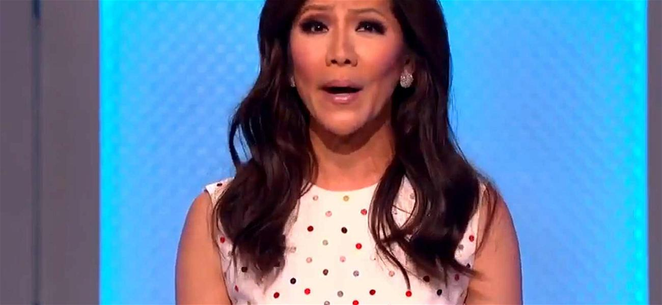 Julie Chen Moonves Chokes Up During 'The Talk' Farewell, Silent on Husband's Victims