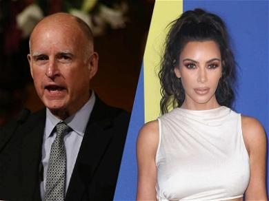 Kim Kardashian's Tweet Won't Sway Gov. Jerry Brown in Kevin Cooper Clemency Case
