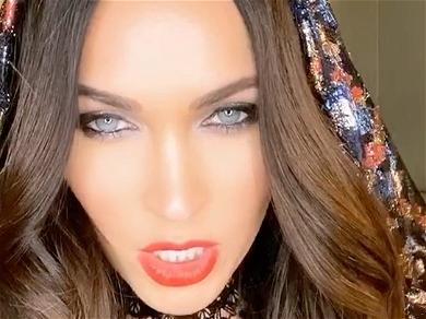 Megan Fox Seemingly Shuts Down MGK Rumors With NSFW Engagement Ring Pic
