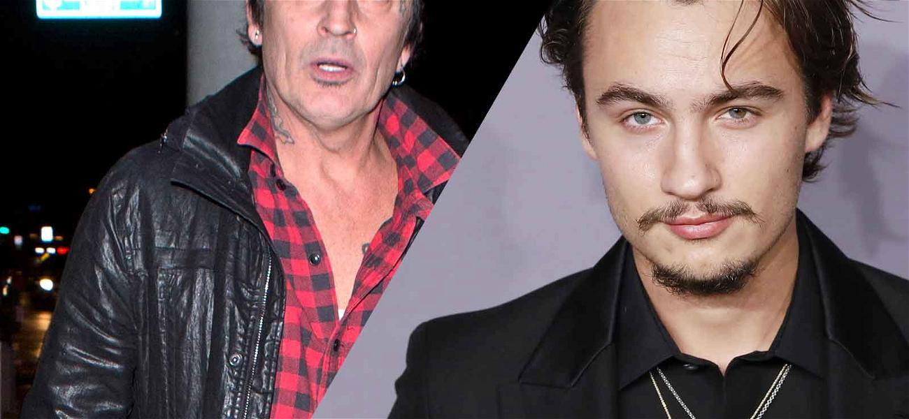Tommy Lee's Son Will Not Be Prosecuted for Battery