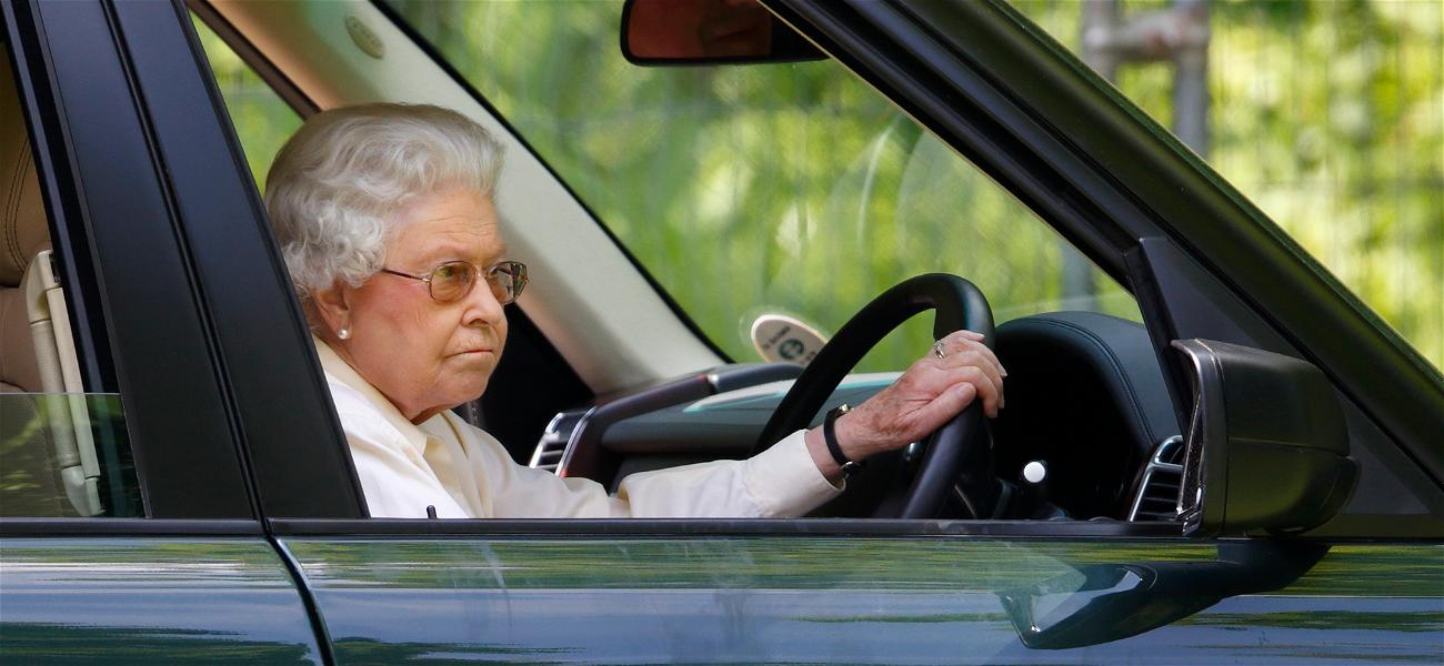 Apparently, Queen Elizabeth Is Picky About Who Rides In Her Car