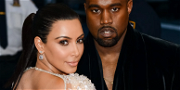 Kim Kardashian Shows Big Love In Kanye West Birthday Message