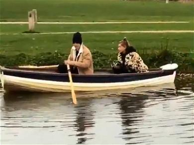Justin Bieber and Hailey Baldwin Tried (And Failed) to Row a Boat