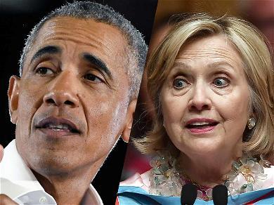 Secret Service Investigating Potential Explosive Devices Sent to Hillary Clinton & Barack Obama