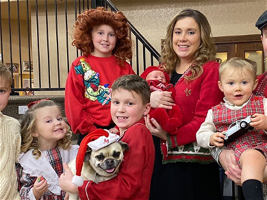 Josh Duggar Barred from Living With His Kids If Released On Bail
