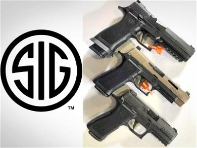 Sheriff's Deputy Sues Gunmaker SIG Sauer for $10 Million Over Allegedly Faulty Weapon