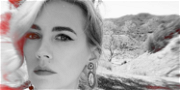 January Jones Shows Off Black Lace & Grace For Dolce & Gabbana FW21 Virtual Show