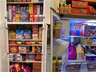 Boosie BadAzz's Snack Pantry Is What We All Wanted as Kids