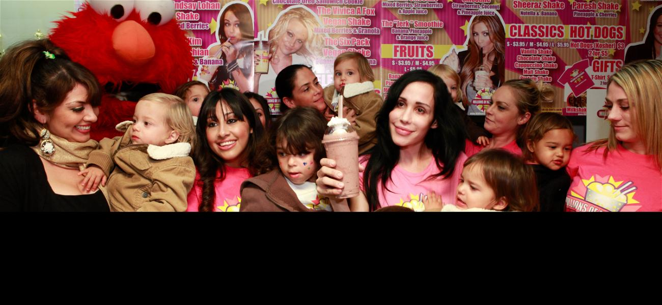 Octomom's Octuplets: Where Are They Now?