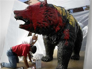 Two USC Fans Face 3 Years in Jail for Vandalizing UCLA Bruin Statue