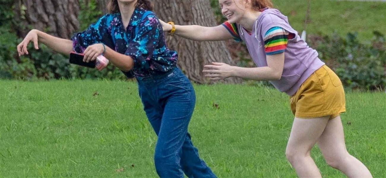 'Stranger Things' Kids Return to 'Hawkins' as Season 3 Begins Filming