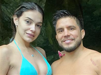 Olympian Henry Cejudo Dating Stunning Brazilian Model