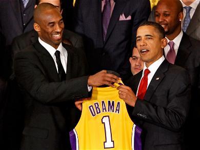 Former President Barack Obama Remembers The Late Kobe Bryant In A Heartbreaking Post