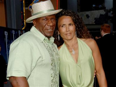 Ving Rhames and Wife Separate, Arguing Over Support and Custody