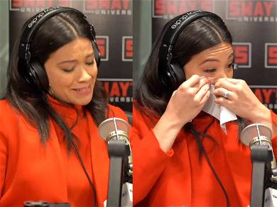 Gina Rodriguez Accused of 'Crocodile Tears' After Breaking Down Over 'Anti-Black' Backlash