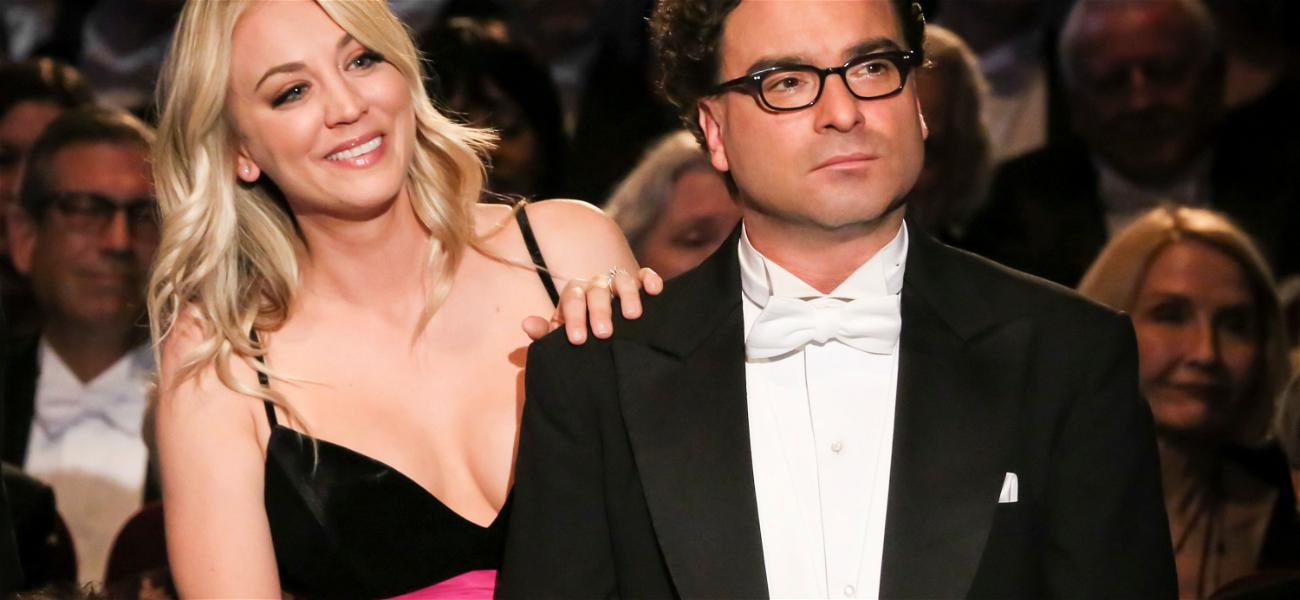 Kaley Cuoco Ends 2019 With Dig At Ex Johnny Galecki – And He Shades Her Right Back: 'I Enjoyed Your Absence'