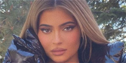 Kylie Jenner Shows Off Flat Yuletide Tummy In Crop Top And $4K Chrome Hearts Jeans