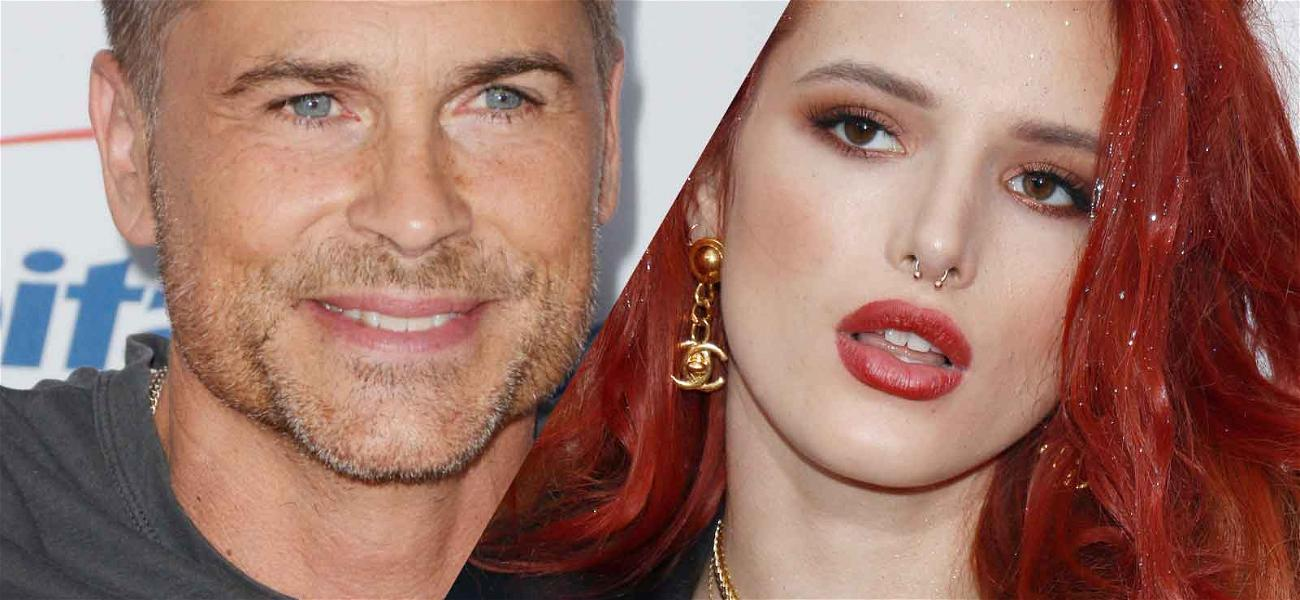 Rob Lowe Destroys Bella Thorne Over Insensitive Tweet: 'This Attitude Is Why People Hate Celebrities'