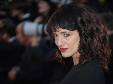 Asia Argento Says She's 'Fine' as She Seeks Comfort From God & David Bowie Following Anthony Bourdain's Death